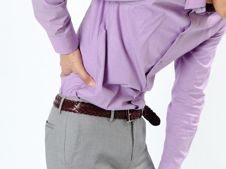 腰部椎間板ヘルニアについて