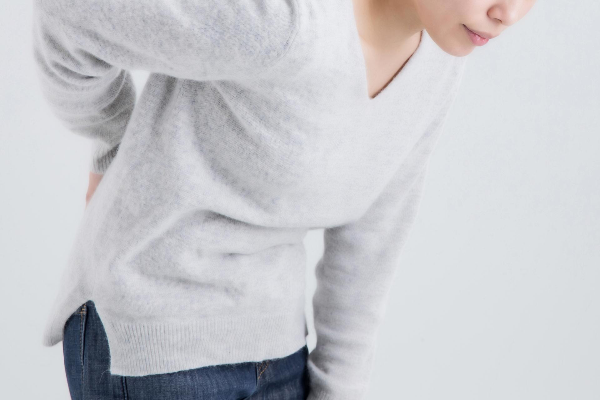 肋間神経痛について